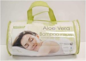 Popular Shredded Memory Foam Pillow with Bamboo Cover pictures & photos