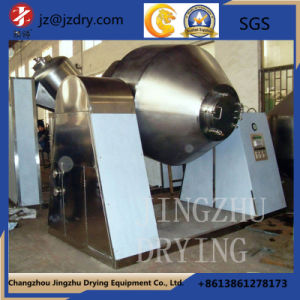 High Quality Szg Series Double Cone Rotating Vacuum Drying Machine pictures & photos