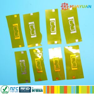 Customize High temperature Monza R6 UHF Heat Resistant RFID Inlay pictures & photos