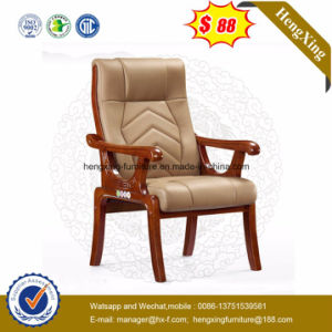 Top Quality Fabric Meeting Chair with Writing Table Ns-CF023 pictures & photos