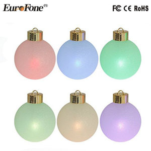 2017 Newest 3D Christmas LED Ball Lights pictures & photos