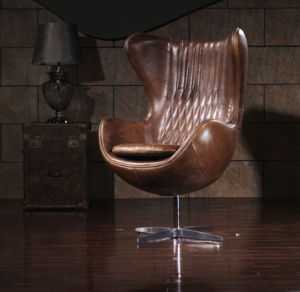 Arne Jacobsen Egg Chair in Livingroom pictures & photos