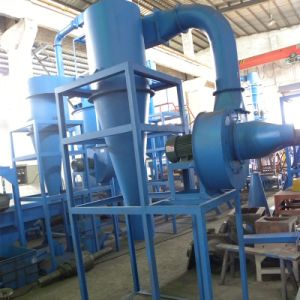 Cqf Coarse Fiber Separator Tire Recycling Plant Rubber Granules pictures & photos