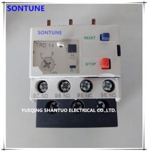 Sontune Trd-D33 Series (LR2-D) Thermal Relay pictures & photos