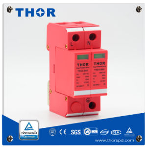 Surge Protection Circuit Lightning Arrester Surge Arrester for AC Power pictures & photos