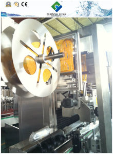 Automatic Shrink Sleeve Labeling Machine pictures & photos