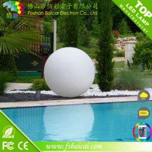 2016 New Invention 16 Colors Change LED Ball Light pictures & photos