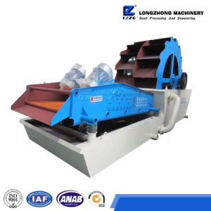 Fine Sand Washing Machine with Dewatering Function for Sale pictures & photos