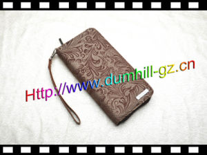 Popular Passport and Ticket Holder Leather Travel Wallet pictures & photos