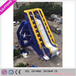 Giant Inflatable Water Slide Giant Inflatable Drop Kick for Sale pictures & photos
