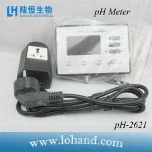 Online Monitor Test pH/Temp Meter with 1 or 2 Point Calibration (pH-2621) pictures & photos