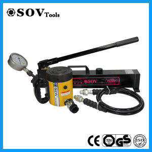 Cll-1508 Single Acting Safety Hydraulic RAM Cylinder 150t pictures & photos