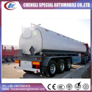 Super Quality Clw Brand New Fuel Tank Trailer pictures & photos