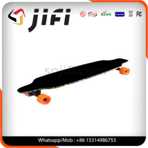 Fashion Design Longboard Electric Skateboard with Remote Control pictures & photos