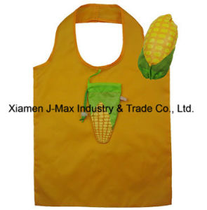 Foldable Shopper Bag, Fruits Corn Style, Reusable, Lightweight, Grocery Bags and Handy, Gifts, Promotion, Accessories & Decoration pictures & photos