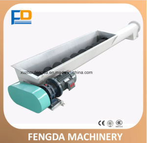 High Efficiency Vertical Screw Conveyor for Feed Machine pictures & photos