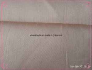 Polyester Dupioni Fabric pictures & photos