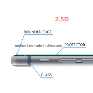 Clear Tempered Glass Screen Protector for iPhone 7 pictures & photos
