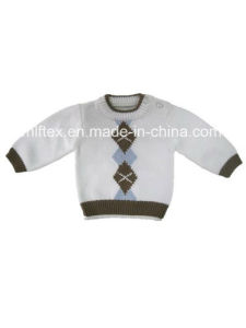 Comfortable Small Baby Knitted Sweater pictures & photos