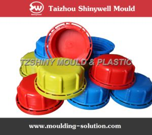 Plastic Unscrew Cap Injection Mould for 5L Jerry Can