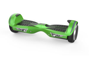 Global First Jumpable Electric Scooter Smartmey Jumpable Self Balancing Scooter Hoverboard with Bluetooth Speaker pictures & photos