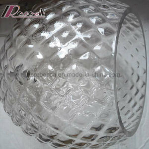 European Transparent Glass Pineapple Shape Pendant Lamp pictures & photos