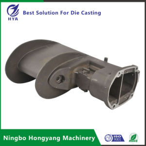 Aluminium Die Casting Connector pictures & photos