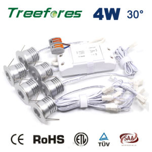 1W 2W 3W 4W Mini COB LED Downlight for Cabinet Lighting pictures & photos