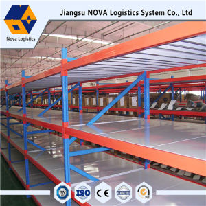 Medium Duty Long Span Rack Shelving From Nova Logistics pictures & photos