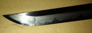 Handmade Unokubi Shirasaya Katana Sword pictures & photos