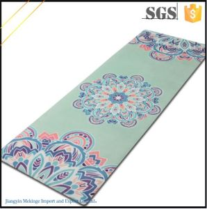 Light Weight Yoga Mats Custom Printed Exercise Equipment Mat Manufacturer pictures & photos