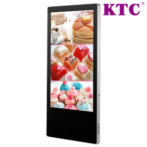 22 Inch Digital Signage with Ultra Thin Frame pictures & photos