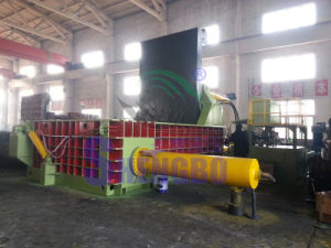 Scrap Metal Recycling Baler Machine (automatic) pictures & photos