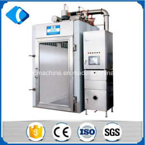 Industrial Automatic Sausage Smoker for Sale pictures & photos