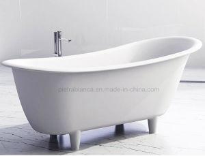 High Quality Cheap Price Freestanding Bathtub (PB1083N) pictures & photos