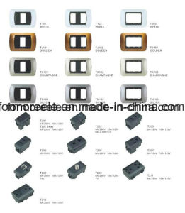 South American Electric Switch /Wall Switch pictures & photos