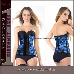 High Quality Waist Trimmer Waist Trianers Slimming Belt Body Shaper (TW7743) pictures & photos