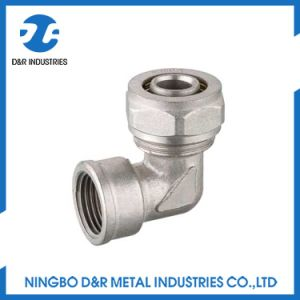 Dr 7043 Female Brass Pipe Fitting Plumbing pictures & photos