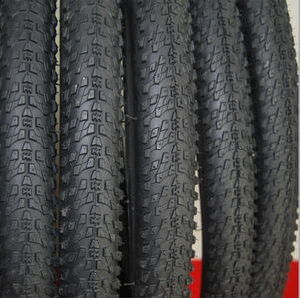 Wholesale Rubber Black Bike Tire Bicycle Tyre with Factory Price pictures & photos