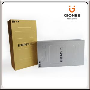 Smart Phone Folding Box with Emboss Logo pictures & photos