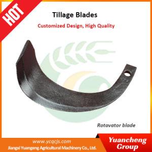 Farm Tractor Spare Parts Tiller Blade Rotary Tiller Blade Manufacturer pictures & photos