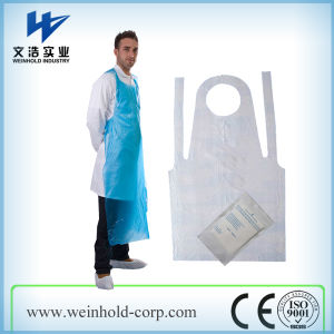 2017 New Arrival Foodhandler Plastic Lab Apron pictures & photos