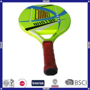 Custom 3k Carbon Beach Tennis Racket Btr-4006 Dimo pictures & photos
