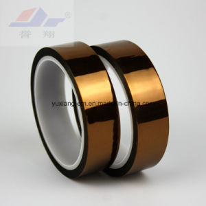 High Temperature Electrical Polyimide Film Adhesive Tape (H CLASS) pictures & photos