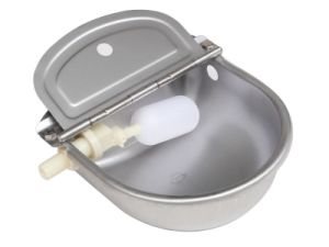 Stainless Steel Drinking Bowl Calf Feeder pictures & photos
