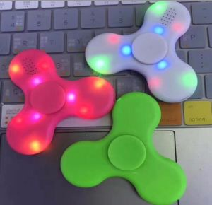 LED Bluetooth Speaker Hand Fidget Spinner pictures & photos
