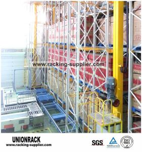 Heavy Duty Pallet Rack for Asrs Racking System pictures & photos