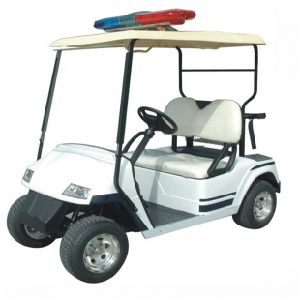 Electric Patrol Car Built on Golf Cart with Low Price pictures & photos