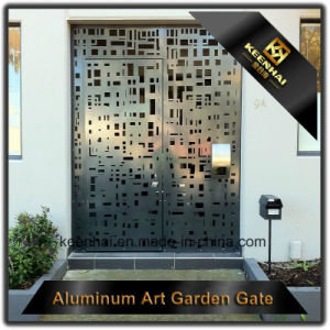 Laser Cut House Gate Designs pictures & photos