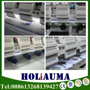4 Heads Computerized Embroidery Machine Good Quality Sequin Embroidery Machine pictures & photos